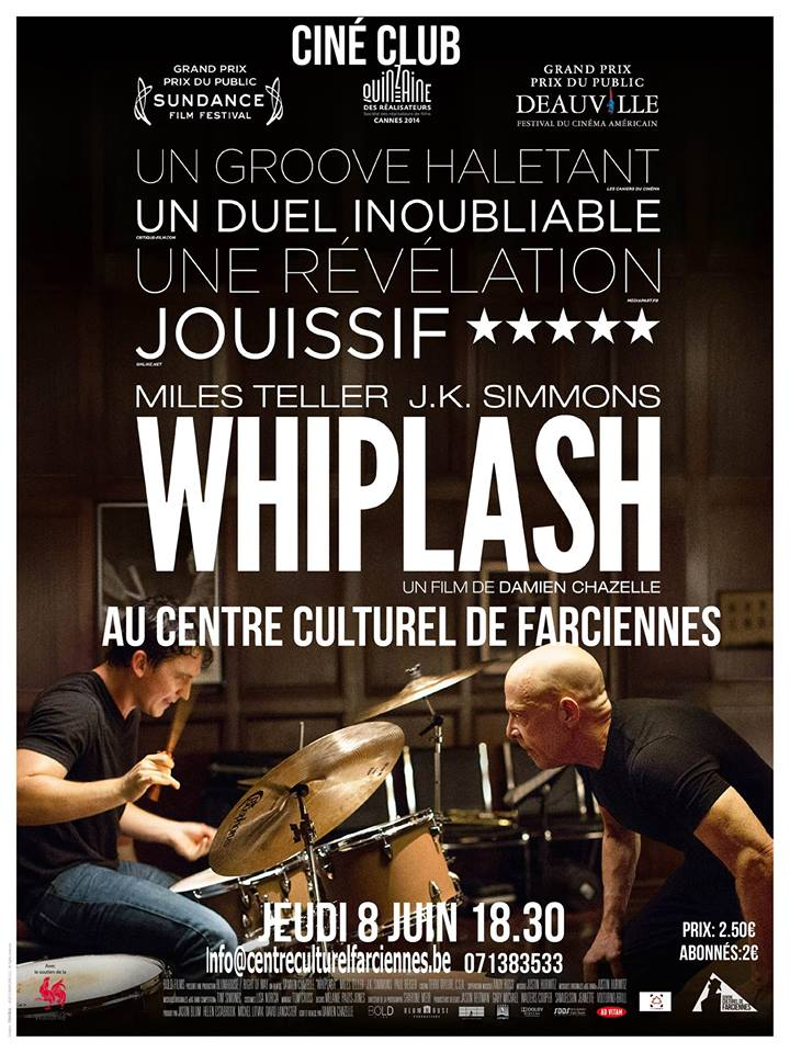 Cine-club Whiplash