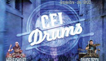 Concert CFI Drums